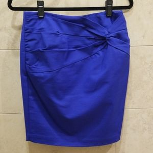 H&M Front Knot Pencil Skirt